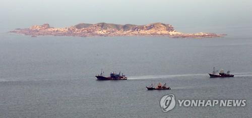 Triều Tiên rải phao trên biển gần biên giới liên Triều
