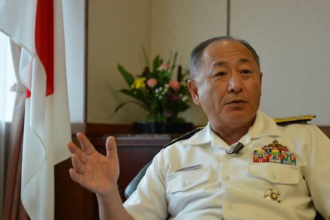 Nhật cân nhắc cùng Mỹ tuần tra Biển Đông