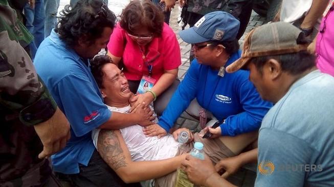 Thông tin mới nhất vụ chìm phà chở 187 người ở Philippines