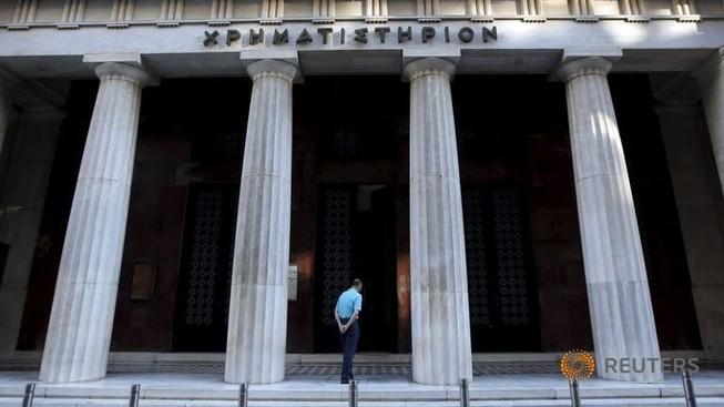 Ngân hàng Hy Lạp sẽ 'hết sạch' tiền mặt trong 2 ngày tới
