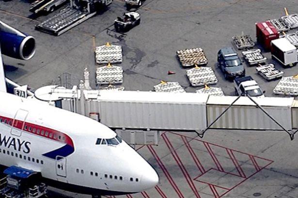 Bạo hành vợ 'giữa trời', máy bay hạ cánh khẩn