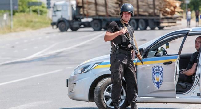 Kiev mang xe thiết giáp đối đầu với phe cánh hữu