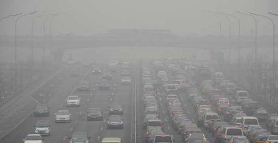 Bắc Kinh sắp thành 'xứ sở sương mù nhân tạo' vì ô nhiễm