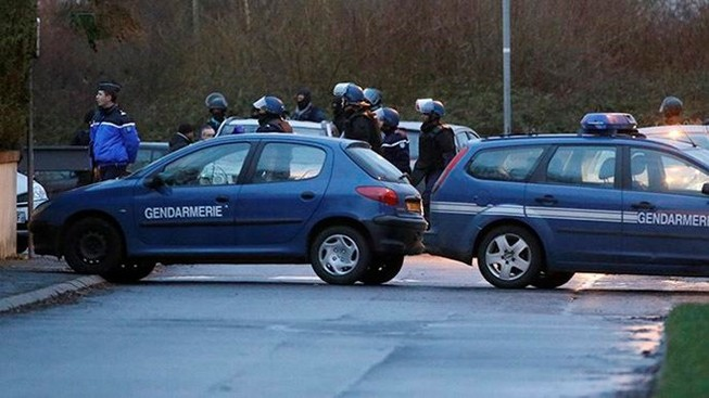 Cướp vũ trang tại Paris: Giải thoát thành công 18 con tin