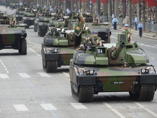 Hai đại gia công nghiệp vũ khí Pháp – Đức bắt tay