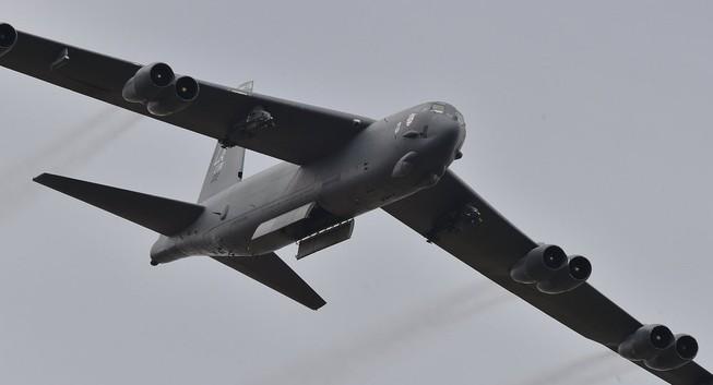 Lầu Năm Góc e dè máy bay ném bom tầm xa thế hệ mới