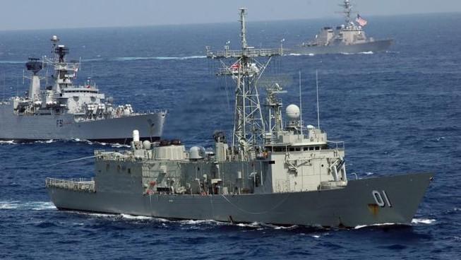 Ấn Độ sắp tập trận chung với Mỹ - Nhật, Trung Quốc bị 'xa lánh'
