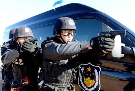 Công dân Nam Phi bị giam ở Nội Mông, nghi âm mưu khủng bố
