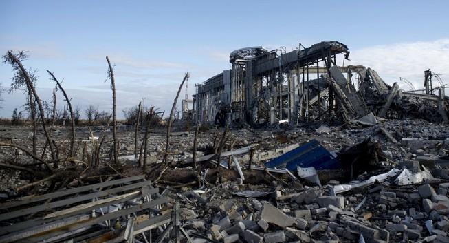 Phát hiện vũ khí Mỹ tại sân bay Ukraine