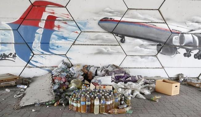 Mảnh vỡ máy bay nghi của MH370 sẽ được gửi sang Pháp