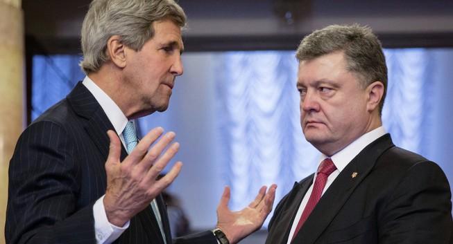 Mỹ và EU 'bỏ rơi' Ukraine vì tầm quan trọng của Nga