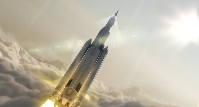 NASA phát triển 'siêu' tên lửa, đến sao Mộc chỉ mất 3 năm