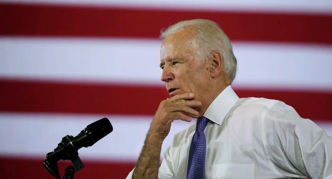 Ông Biden đua vào Nhà Trắng vì ước nguyện của con trai