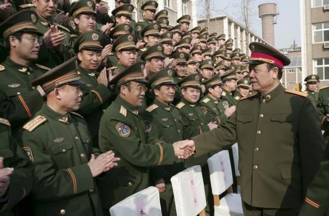 Trung Quốc sợ 'quân đội tham nhũng thua trên chiến trường'