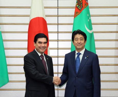 Nhật ngăn Trung Quốc lập 'một vành đai' tại Trung Á