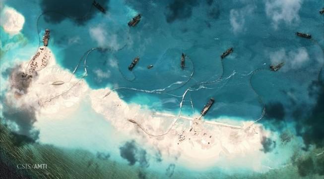Trung Quốc sớm mang tên lửa tới Biển Đông?