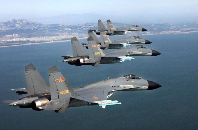 Không quân Trung Quốc: Việt Nam là 'mối đe dọa' vào năm 2030