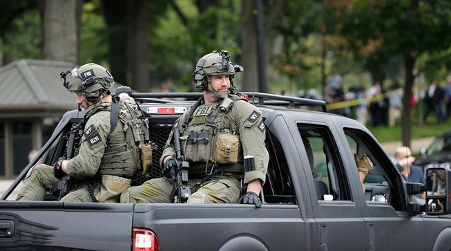 Phát hiện âm mưu trữ súng, giết hại binh sĩ Mỹ