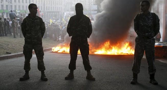 'Lần thứ hai Ukraine bên bờ vực nội chiến'
