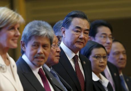Trung Quốc cáo buộc Nhật-Philippines 'liên quân' trên biển Đông