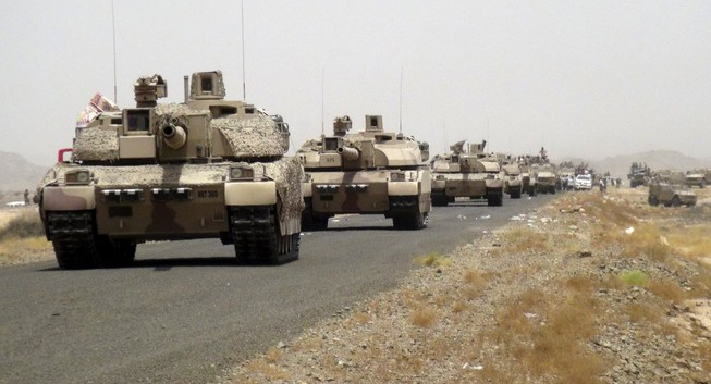 Chính quyền Yemen tái chiếm lãnh thổ từ tay phiến quân