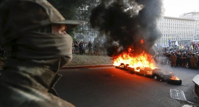 Phe cánh hữu Ukraine lên kế hoạch làm loạn tại Odessa