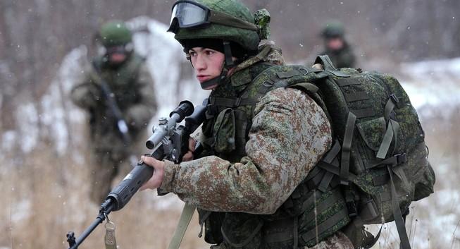 Lính Nga sắp có quân phục giáp nano tàng hình?