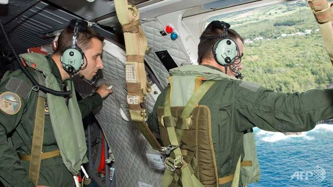 Pháp kết thúc tìm kiếm 'mảnh vỡ MH370' trong 4 ngày tới