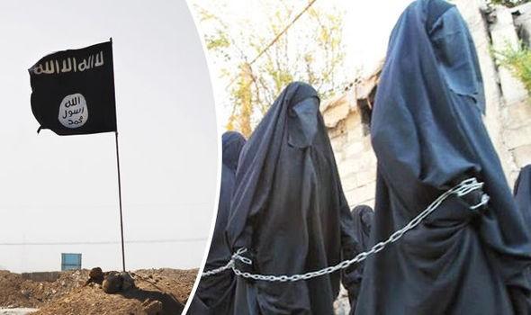 IS tự tuyên bố kinh Koran cho phép cưỡng hiếp phụ nữ ngoại đạo