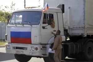 Nga chuyển 1.000 tấn đồ cứu trợ cho miền Đông Ukraine