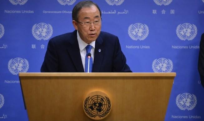 Chuyên gia vào cuộc vụ nổ Thiên Tân, Tổng thư ký LHQ lên tiếng
