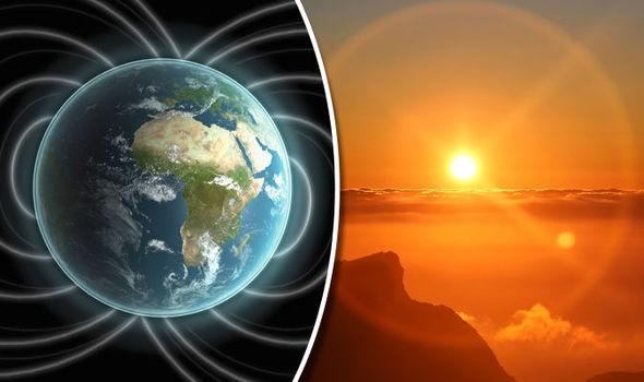 Mặt trời trong tương lai sẽ mọc ở phía Tây?