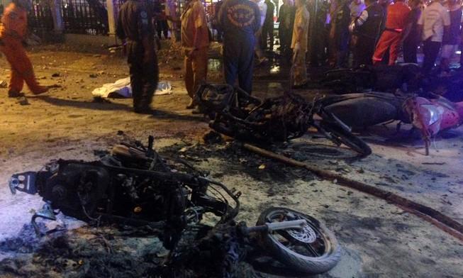 Nổ bom Bangkok: 27 người thiệt mạng, Bộ Quốc phòng Thái Lan lên tiếng