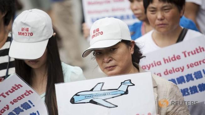 Pháp dừng công tác tìm kiếm mảnh vỡ MH370