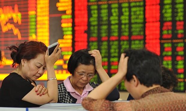 Chứng khoán Trung Quốc bùng nổ đợt bán tháo mới