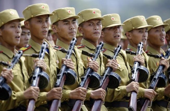 'Một triệu thanh niên Triều Tiên xung phong nhập ngũ'