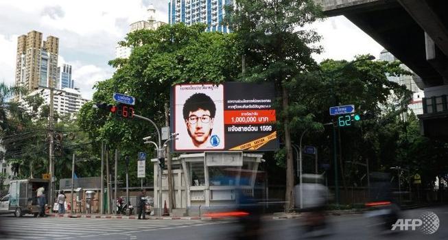 Đối tượng nghi thực hiện vụ đánh bom Bangkok bị bắt giữ