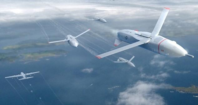 Quân đội Mỹ đang phát triển máy bay do thám 'Gremlin'