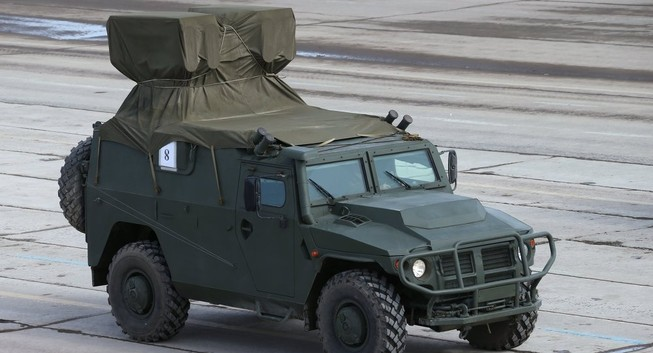 Nga rao bán tên lửa chống tăng tầm xa Korrnet-EM