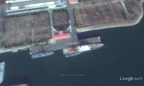Triều Tiên điều thêm 6 tàu tuần tra tới biên giới