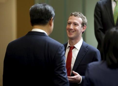 Ông chủ Facebook dùng tiếng Trung để tiếp chuyện Tập Cận Bình