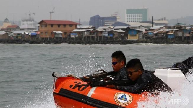 Philippines phát hiện tàu nghi chứa con tin của phiến quân