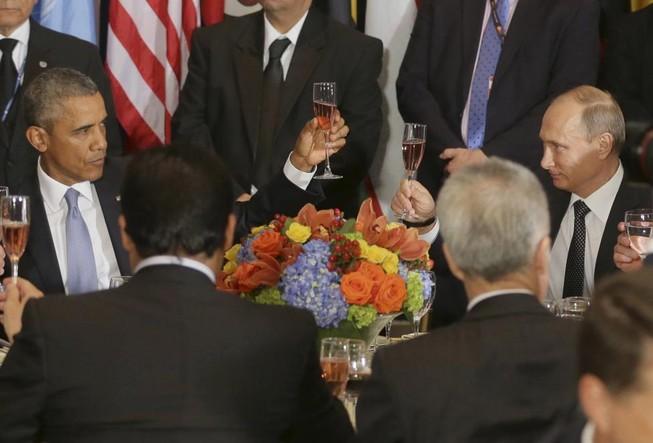 Mỹ-Nga vẫn bất đồng quan điểm về Syria