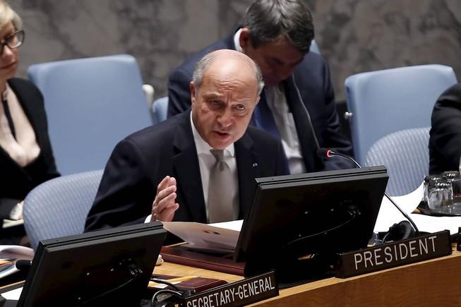 Pháp vận động hạn chế quyền phủ quyết của Hội đồng Bảo an