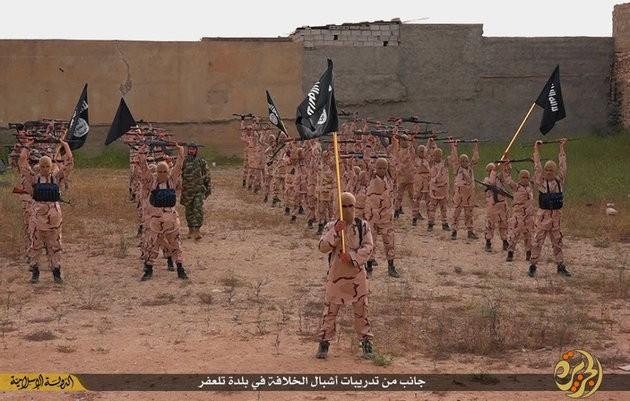 Giới buôn lậu hạt nhân âm mưu bán chất phóng xạ cho IS