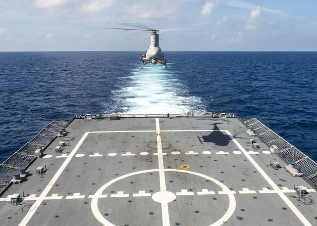 Tàu chiến Trung Quốc trên đường đến Syria cùng Nga đánh IS