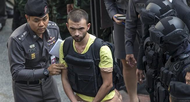 Thủ phạm đánh bom Bangkok 'được thuê' bởi kẻ khác