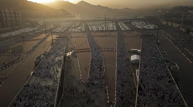 Số người chết do giẫm đạp tại Mecca chính thức 'lập kỷ lục'