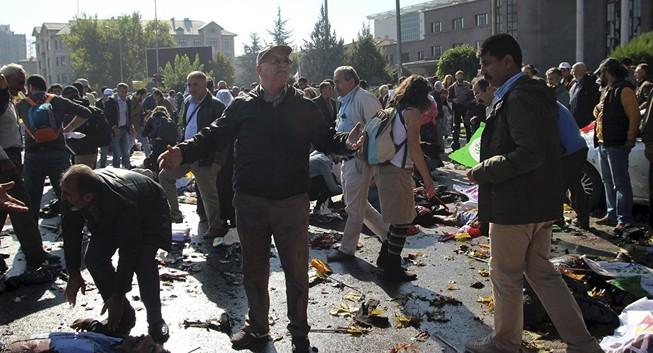 Nổ kép tại Thổ Nhĩ Kỳ, hơn 30 người thiệt mạng