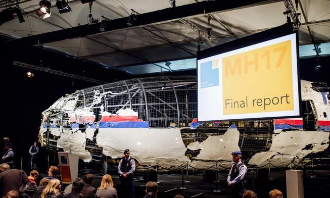 Báo cáo về vụ MH17: 'Có dấu hiệu che đậy nguyên nhân thảm họa'